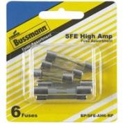Bussmann Fuses 3335338 6 Piece Safe Hi Amp Fuse Asstorted