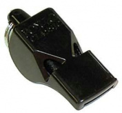 Olympia Sports WH041P Fox Classic Whistle - Black