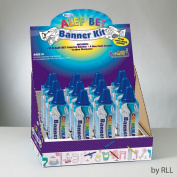 Colour Your Own Alef Bet Banner Kit