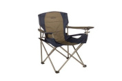 Kamp-Rite CC026 Folding Chair with Lumbar - Padded