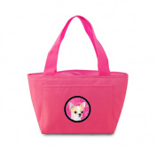 Carolines Treasures SS4749-PK-8808 Pink Chihuahua Zippered Insulated School Washable And . Lunch Bag Cooler