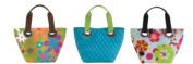 Joann Marie Designs MBGLF Mini Bag - Green Leopard Floral Pack of 2