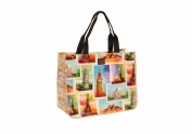 Joann Marie Designs P2RTTRAV Poly R. Tote -Travel Pack of 6