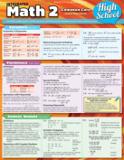 BarCharts 9781423223627 Math 2 Common Core 10th Grade
