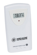 Meade Instruments Corporation MEA-TS33F-M dTemp-Humidity Sensor LCD with Probe