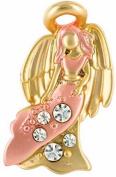 DM Merchandising 72375 Pin-Angel For Mom Tac Pin