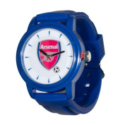 Arsenal AR40-B Mens Soccer Club Pro-Line Souvenir Watch Blue