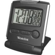 Westclox Travelmate.5Lcd Alarm Clock 72028