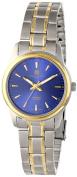 Charles-Hubert Paris Womens Two-tone Titanium Quartz Watch