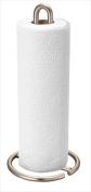 Home Basics PH00852 Paper Towel Hold Satin Nickel & amp;#44;