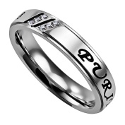 Spirit And Truth Jewellery 131199 Ring - Luxury - Purity - Size 7