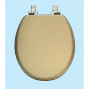 Centoco HPS20-106-A Almond Soft Vinyl Toilet Seat