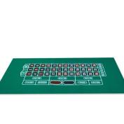 Brybelly Holdings GFEL-006 Green Roulette Felt