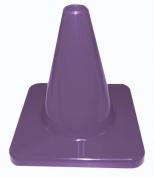 Olympia Sports CO077P 15cm . Traffic Cone - Purple