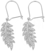 Doma Jewellery MAS00805 Sterling Silver Earrings with CZ