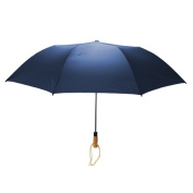 Peerless 2421JH-Navy Golf Size Folding Umbrella Navy