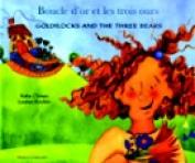Mantra Lingua Goldilocks And The Three Bears Book French And English
