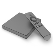 DecalGirl AFTV-SS-GRY Amazon TV Skin - Solid State Grey