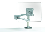Systematix 7915 Standard Single-Screen Double Extension Monitor Arm