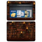 DecalGirl AKX7-LIBRARY Amazon Kindle HDX Skin - Library