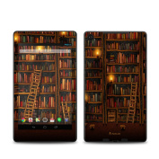 DecalGirl GN72-LIBRARY Google Nexus 7 2013 Skin - Library