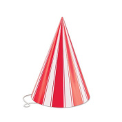 Beistle 66016 Striped Cone Hat Pack Of 144
