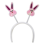 Beistle 40766 Sequined Bunny Boppers Pack Of 12