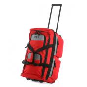 Luggage America SRD-29-RD Sports Plus 29 8 Pocket Rolling Duffel
