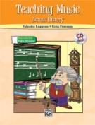 Alfred 00-40099 TEACHING MUSIC ACROSS HISTORY-BK & CD