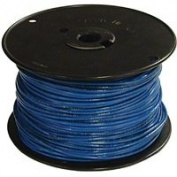 Southwire Company 12BLU-SOLX500 THHN Solid Single Wire Blue
