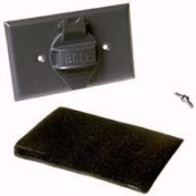 Bell Weatherproof 5152-0 1 Gang Horizontal Recptacle - Toggle Cover