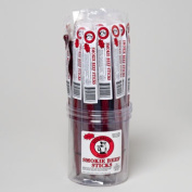 RGP 4440248 Beef Sticks Spicy 35ml 2-24 Piece Canisters - Pack Of 48