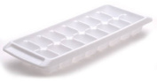 Rubbermaid 2867-RD-WHT White Ice Cube Tray