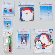 RGP G91383 Christmas Party Decorations 6Ast Pack Of 48