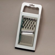 Chef Craft 21005 Flat Grater - Stainless Steel