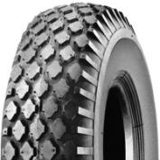 Martin Wheel 354-2ST-I Studded Hand Truck Tyre 410 & 350-4