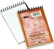 TOPS 74135 Second Nature Notebook recycled 50 SH per BK