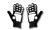 Fan Hands 999653 Clap-Enhancing Gloves Black - Youth
