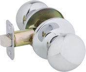 Callan KS1056 Saxon Series Grade 3 Dummy Knob & amp;#44; Polished Chrome