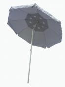 Zenport AGU330T Tilt Field Beach Umbrella 1.8m X 3.8cm . Pole