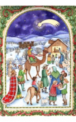 SELL ADV400-85 Sellmer Advent - Card Nativity
