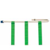 Triple Threat Flag Football Belts - Green - Small