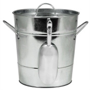 True Fabrications 2584 Country Home - Galvanised Ice Bucket -Pack of 8