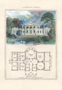 Buy Enlarge 0-587-04129-3P12x18 Grecian Villa no.1- Paper Size P12x18