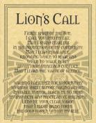 AzureGreen EPLIOP Lion Prayer Poster