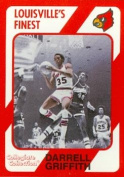 Autograph Warehouse 101722 Darrell Griffith Basketball Card Louisville 1989 Collegiate Collection No. 25