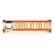 Past Time Signs V247 Coffee Food and Drink Vintage Metal Sign