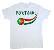 Supportershop WCPT4Y Portugal Soccer Junior T-shirt 4-5 years