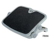 Aidata USA FR006 Luxe Comfort Footrest -Grey