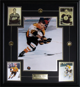 Midway Memorabilia Bobby Orr Boston Bruins Oshawa Generals 16X20 4 Photographs Frame